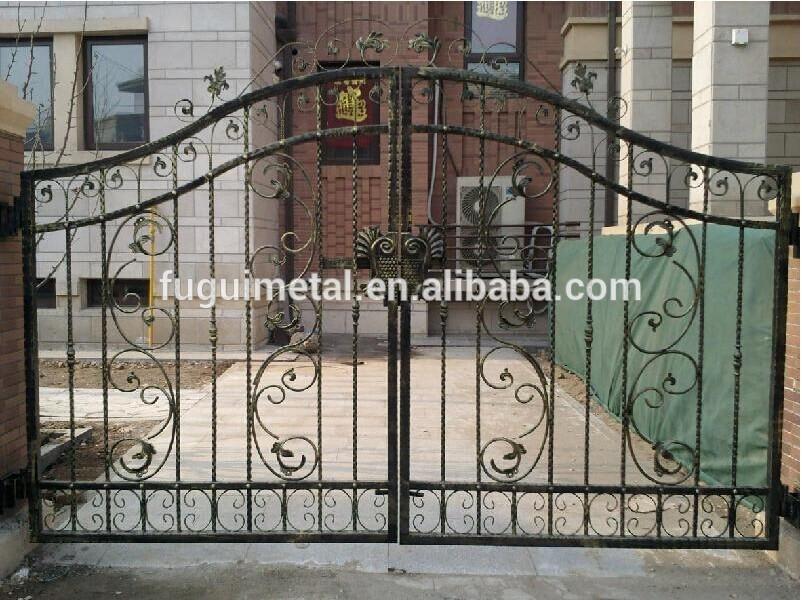 Professional Hot Sale Iron Door &Gate (Factory Direct