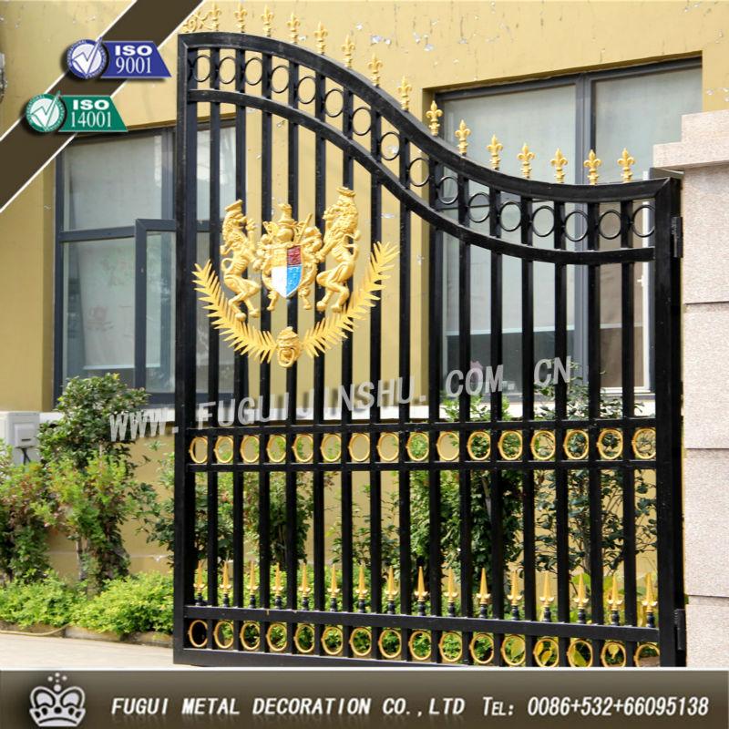 Luxury wrought iron gate fg buy designs