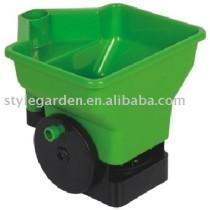 3L Garden Lawn Manual Seed Salt Fertilizer Spreader