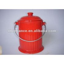 1 Gallon Pail Ceramic Pail