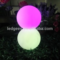 Small Color Changing Led Glow Ball small plastic color balls
