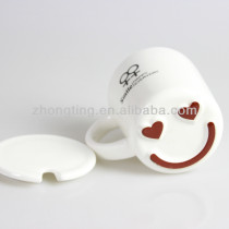 China supplier wholesale high end porcelain personalized mugs