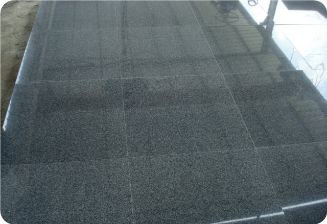 Used For Interior And Outdoor Decoration Natural Granite Floor Tile Marble