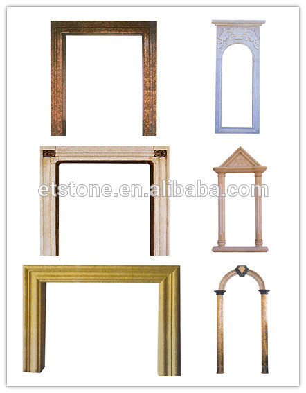 Doors Frame Design & Cabinets With Aluminum Frame Glass ...