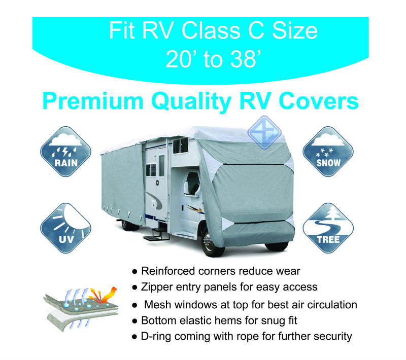 23-26 Basics Class C RV Cover
