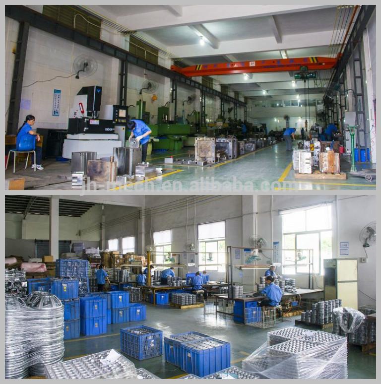 OEM Anodized Polishing Zinc die casting