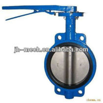 butterfly valve for cement