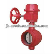 iso 5752 butterfly valve
