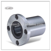 china hot sale precision linear flange bearing for CNC machine