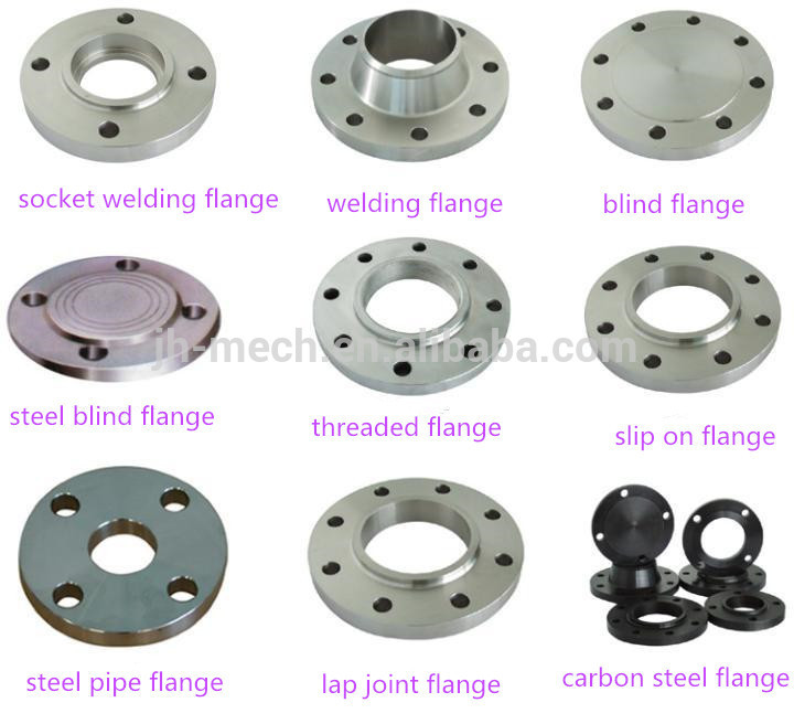 2014 High-quality Forged Carbon Steel Slip On Flange