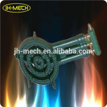 Cast iron gas ring burners manufacture