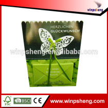 Hot Products Handmade Greeting Card With Butterfly
