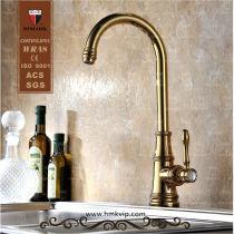 Antique style low pressure kitchen faucet