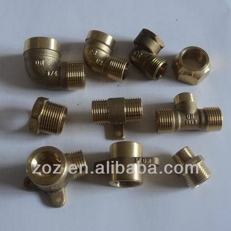 DZR Brass Plumbing Fittings