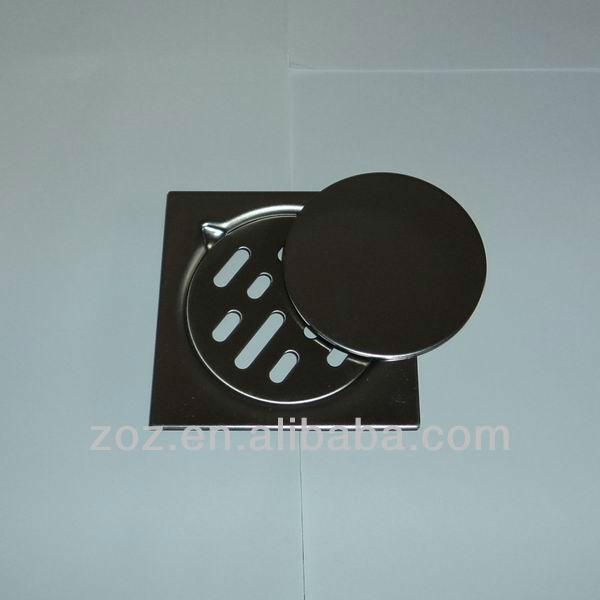 Bathroom Floor Drains Stainless Steel : Stainless steel floor drains bathroom drain