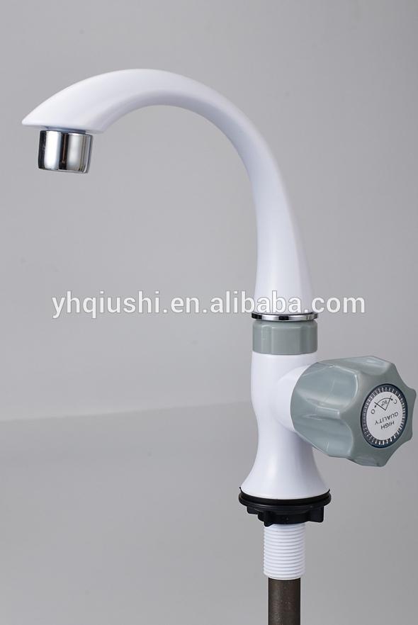 bisque classical df htm kitchen rv faucets faucet hi plastic dura bq rise p