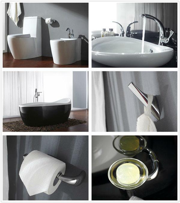 single waterfall kitchen faucet Ceramic cartridge Air Mix Technology