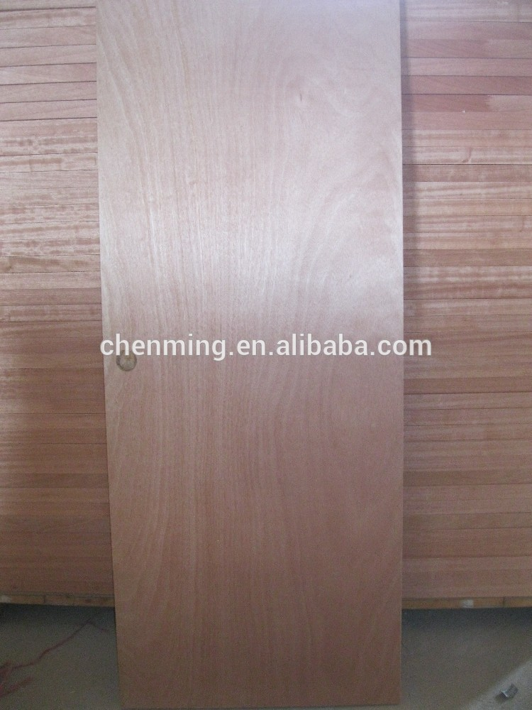3mm mahogany plain door skin buy plain door skin mould for Mahogany door skin