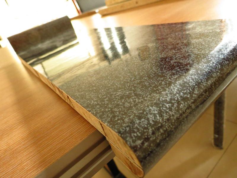 Hpl faced blockboard countertop buy blockboard for Kitchen set hpl