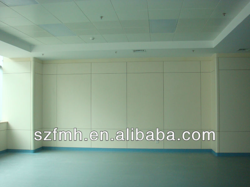 Water Resistant Wall Paneling : Fire resistant decorative wall panel hpl cladding