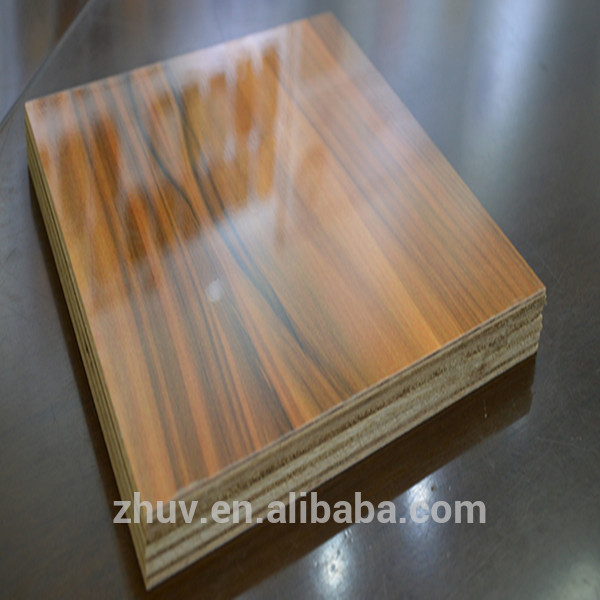 ZH UV MDF Or Plywood For Kitchen Cabinet Door (ZHUV Foshan