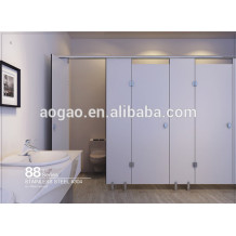 Aogao 88 series high presssure compact commercial toilet cubicles