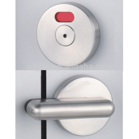 Aogao 77-2 commercial stainless steel 304 bathroom indicator locks