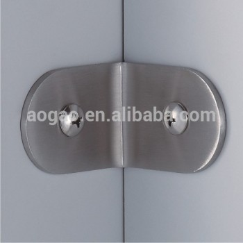 Aogao 77-1 toilet partition panel fastener