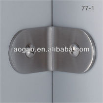 Aogao toilet partition corner fastener photo