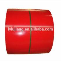 ppgi/ppgl/color coated galvanized steel coil, Color Coated Cold rolled Galvanized Steel Coil