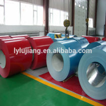 Z150g/m2 ppgi prepainted galvanized steel coil Coated Cold rolled Galvanized Steel Coil
