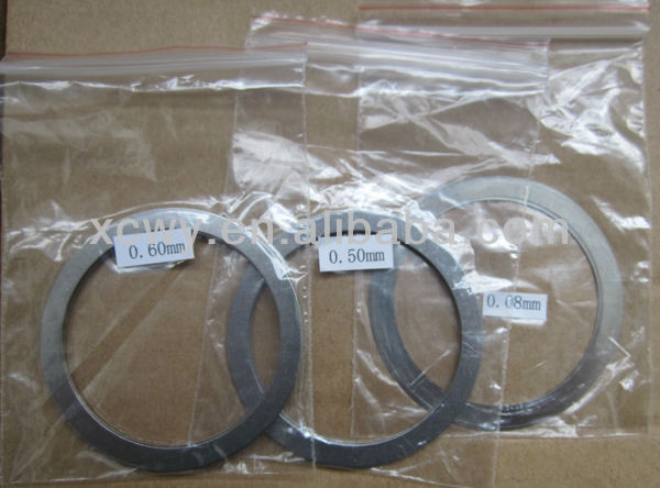 Stainless flange cup washers
