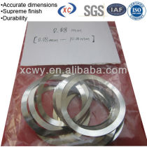 Stainless steel 0.1mm thickness washer
