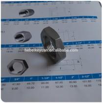 Lock Nut Hexagonal 3/4