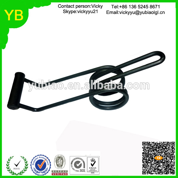 China hardware products manufacturer Supply double torsion spring;spring steel