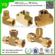 ISO9001:2008 Customized copper pipe connections