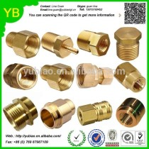ISO9001:2008 Customized brass pipes,Brass Compression Pipe Fittings,fitting connector