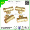 Brass/Copper/Stainless Steel Male Tee,Pipe Fittings