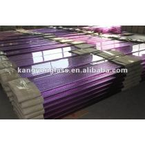 decorative glass slab