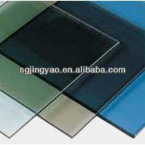 colour sheet glass