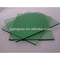 green sheet glass