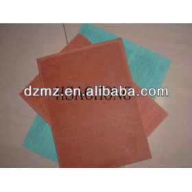Non-Paronite Rubber Sheet With Steel Wire