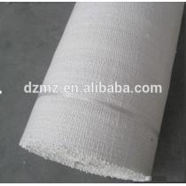 High temperature high density heat resistant fabric ceramic fiber cloth