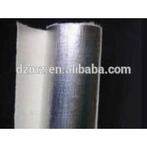 ceramic fiber cloth coated with aluminium foil