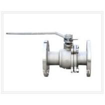 Q41F-16P Flange ball valve