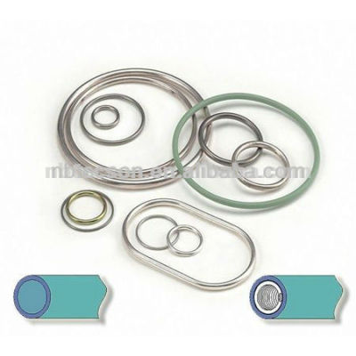 Holtec Metallic O-Ring Gaskets