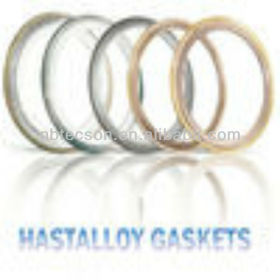 Semi-Metallic Gaskets in Material Hastalloy