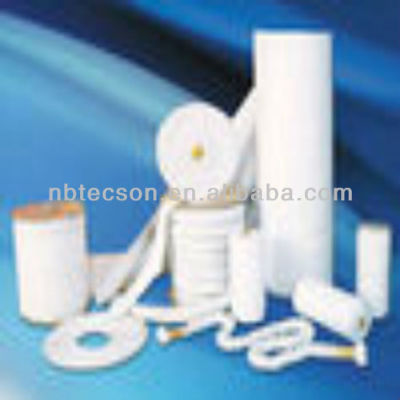 Ceramic Fiber Ropes / Tape / Fabric / Yarn / Blanket