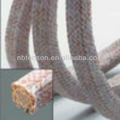 Kynol Fiber with PTFE Braided Packing