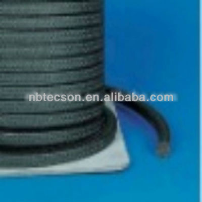 Expanded PTFE with Graphite Braided Packing